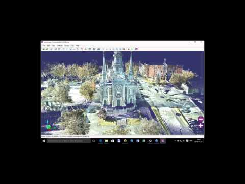 Point Cloud processing with VisionLiDAR