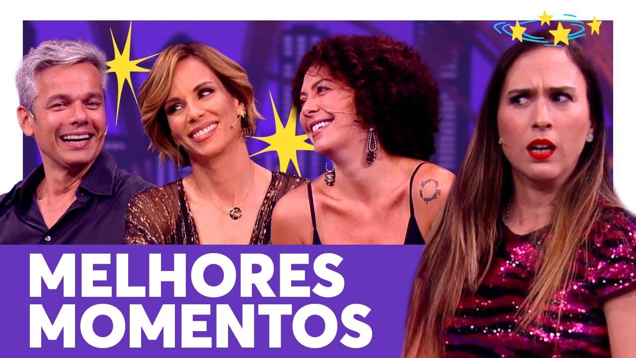 MENSAGEM POLÊMICA pro Otaviano, Ana Furtado faz REVELAÇÕES e mais👀 | MELHORES MOMENTOS | Lady Night