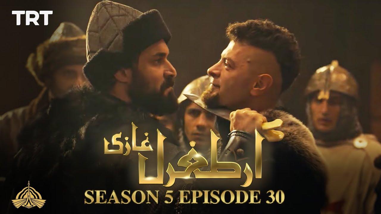 Ertugrul Ghazi Urdu | Episode 30| Season 5