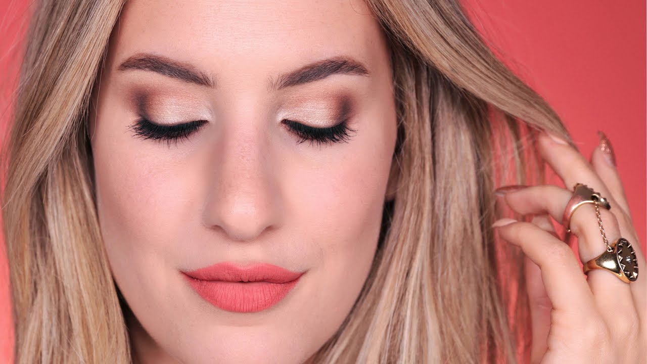 How To Apply Eyeshadow Like A Pro: Everything You Need To Know   Jamiepaigebeauty