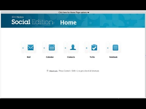 ibm notes 9 features