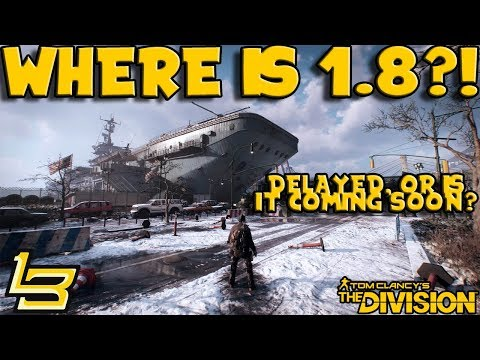 Where is 1.8?! (The Division)