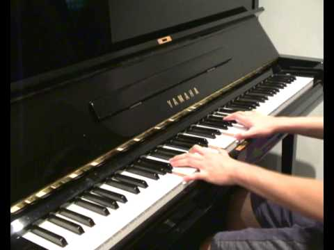 Coldplay - Life In Technicolor ii  (piano cover)