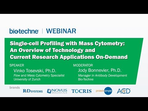 Single-cell Profiling with Mass Cytometry