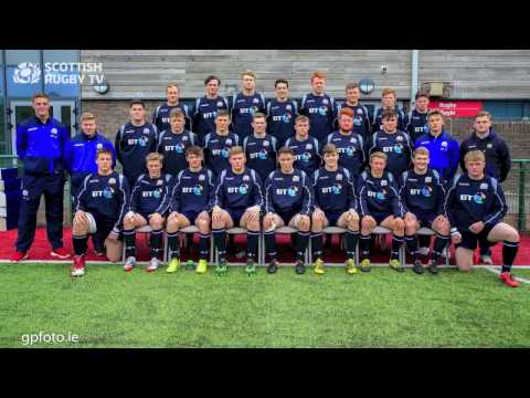 Scotland U18 | 2017 International Series Highlights