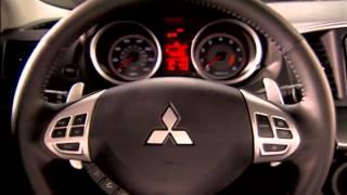 2008 Mitsubishi Lancer Test Drive