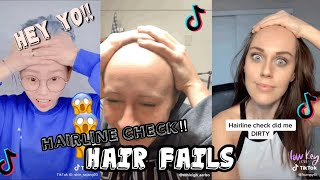 Hey Yo Hairline Check ~~ Tik Tok Complication😂🤣 | LOW KEY FUNNY EDITION