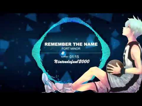 Nightcore   Remember The Name Request