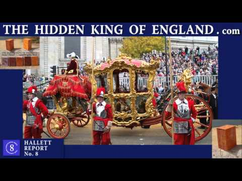 Greg Hallett: The Hidden King of England; Finding Jesus' Graves … challenges the Flat Lie Royals