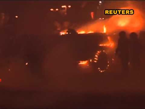 Штурм Майдана глазами