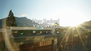 New Zealand Vacation Movie (4K)