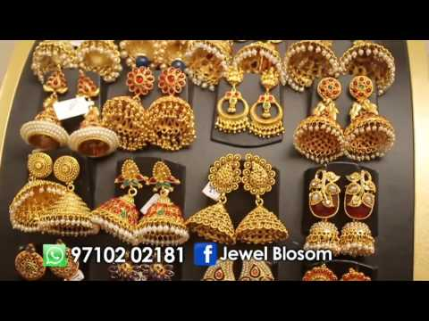 Vettri Payanam of Priyadarshani-Antique jewellery-Jewel blossom