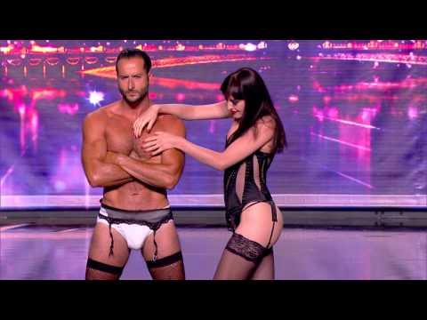 Romeo & Lada - France's Got Talent 2013 audition - Week 1