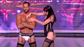 Romeo & Lada - France's Got Talent 2013 audition - Week 1