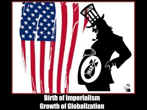 The United States, Imperialism & The Need for Revolution