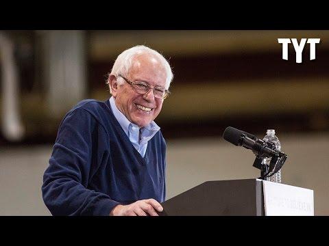 Bernie Sanders Is The Most Popular Senator In America