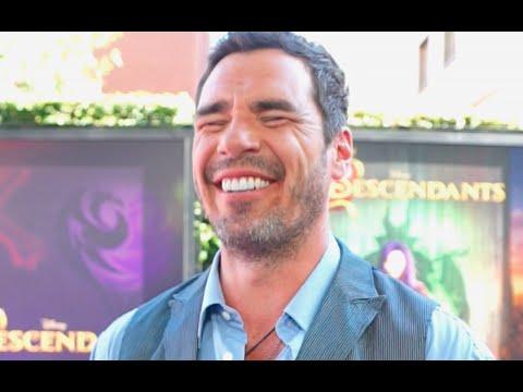 "Disney's ""Descendants"" - Dan Payne ""The Beast"" Interview"