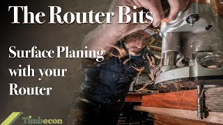 The Router Bits - How to Build and Use a Router Planer
