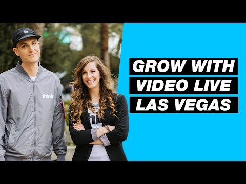 Video Marketing Conference in Las Vegas (Grow with Video Live)