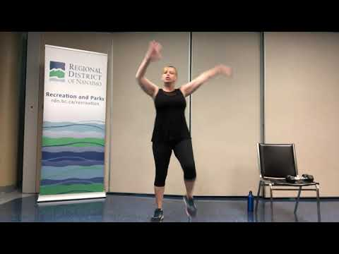 Strength and Stretch (no floor) with Pauline Vandermoor