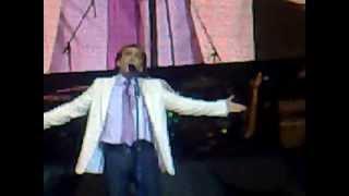 Cristian Castro Gran Rex 2012 Fragmentos Para Ti, Por amor a ti