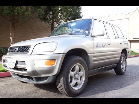 Staff Car Update: 2002 Toyota RAV4 EV