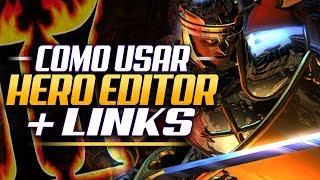 Como Usar HERO EDITOR + LINKS Descarga - Diablo II Lord of Destruction Tutorial
