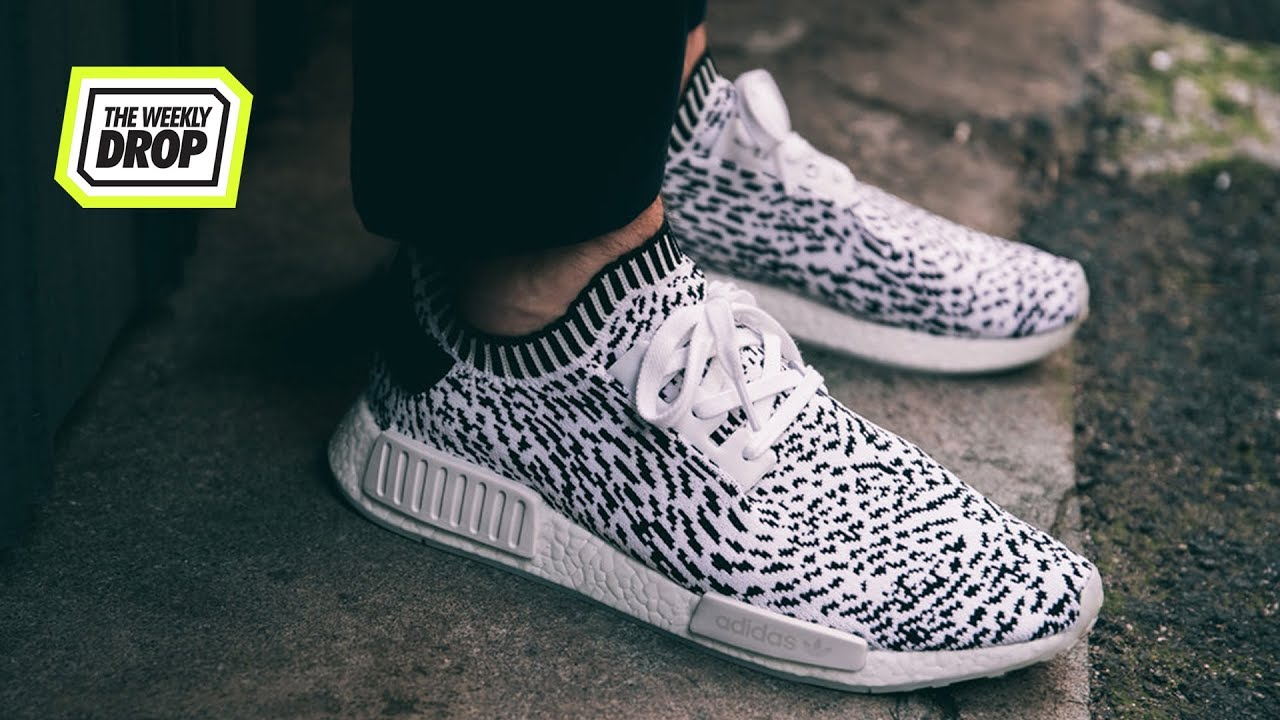differently 4517b 9618a Adidas NMD  Zebra  Australian Sneaker Release Info  The Weekly Drop    Complex AU