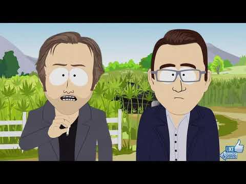 South Park S23E01 Mexican Joker