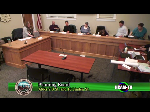 Hopkinton Planning Board - 03/15/2019