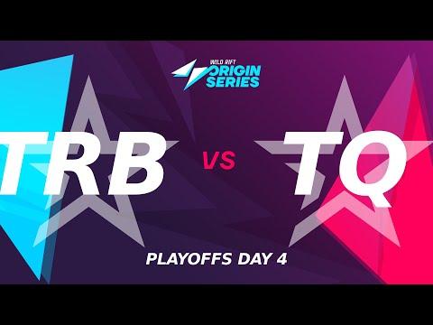 WR:OS June Cup Finals Day 4 TRB vs TQ - Group A Grand Finals