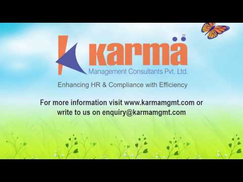 Karma Management Consultants Pvt. Ltd. Intro Video