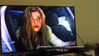Samsung HW-K450 Soundbar System Unboxing & Sound Test