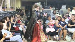 International School of Beauty Halloween Show 2011 part 1 Thumbnail