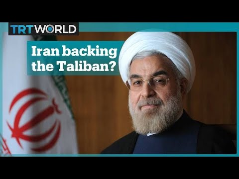 Is Iran supporting the Taliban in Afghanistan?