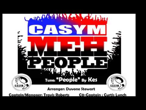CASYM Steel Orchestra 2016 - PEOPLE