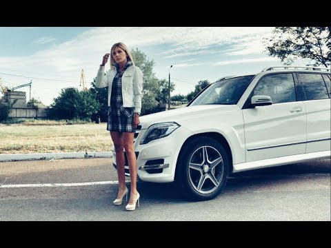 Mercedes Benz GLK 2013.Тест-драйв KoshkaUSSR and Forsage7