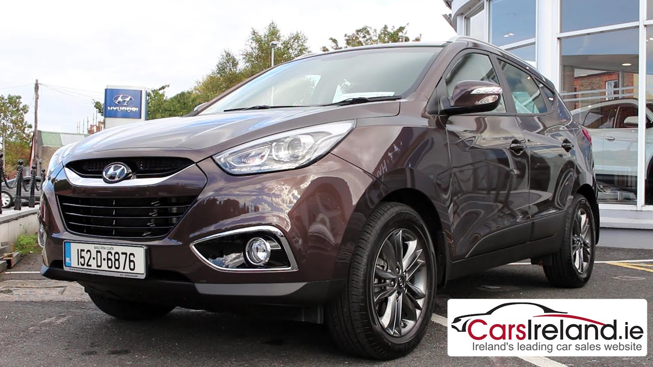 Hyundai ix35 2010 - 2015 review | CarsIreland ie - YouTube