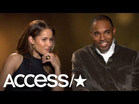 'Station 19': Jaina Lee Ortiz & Jason George On Their 'Grey's Anatomy' Spinoff & Crossover Potential