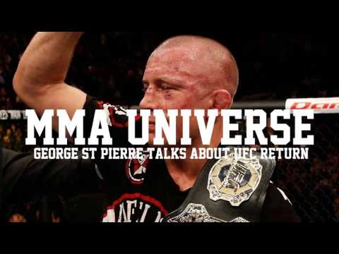 GSP responds to Dana White saying he isnt a World Champion anymore