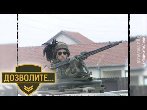 Kraj rata 1999 - Dnevnik ratnog snimatelja