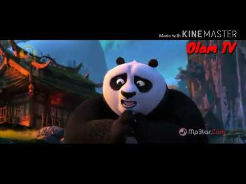 Kung Fu Panda 3 (10/12) Uzbek Tilida