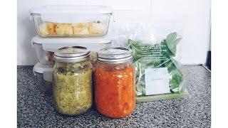 SIMPLE MEAL PREP   PLANTAIN BREAD, COCONUT QUINOA & MORE
