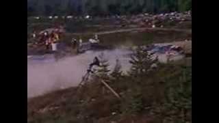 Rally Cross Volvo Cup A-final Höljes 1981