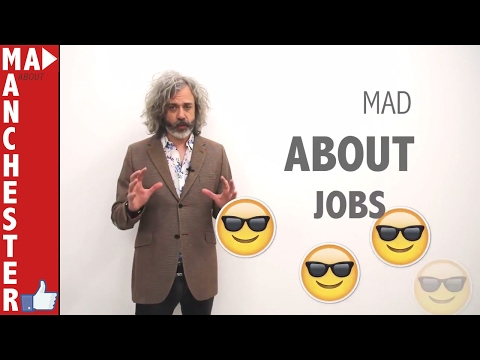 Mad About Jobs: Cool Company's in Manchester