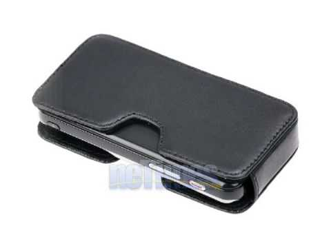 For Samsung SGH-i900 Omnia Horizontal Pocket Case