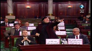 مشادة في البرلمان التونسي على خلفية زيارة رئيسه راشد الغنوشي لتركيا
