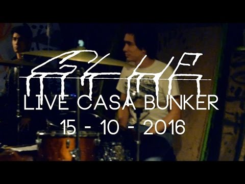 Glue // Full Set // Live Casa Bunker 15-10-2016