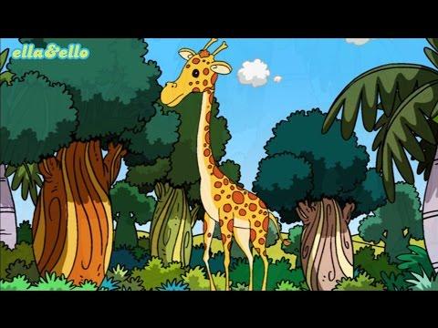 Koleksi 470  Gambar Animasi Jerapah HD Gratis