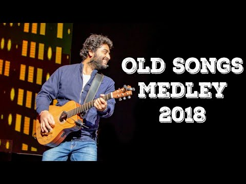 Old Songs Medley 2018 - Arijit singh Live in concert at the SSE ARENA - LONDON